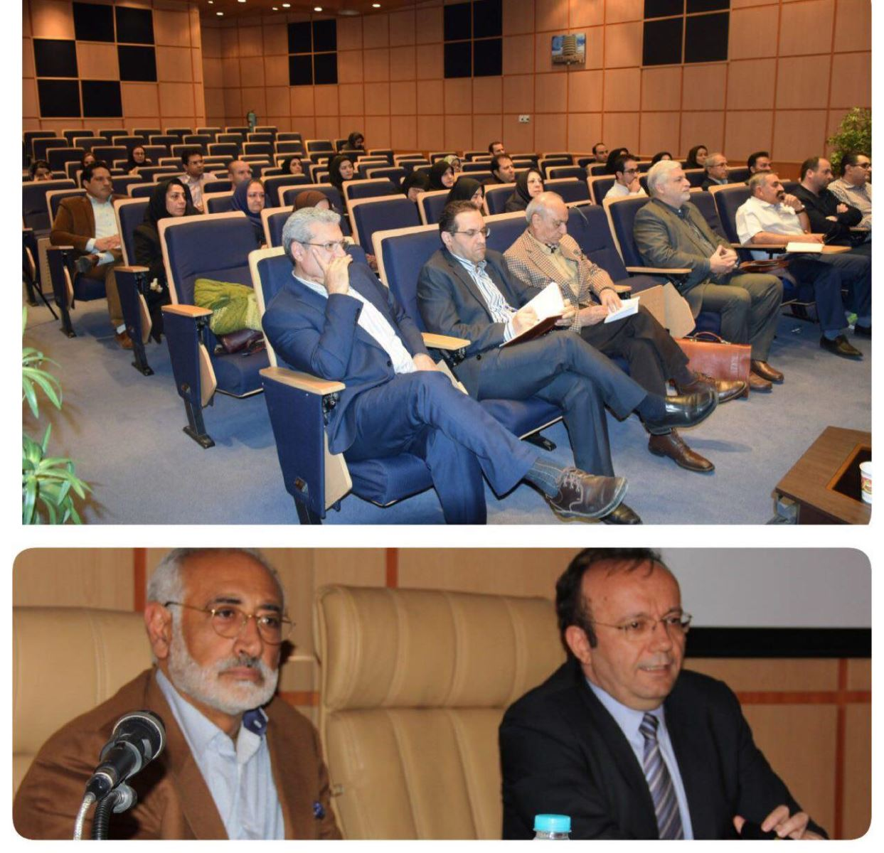 """برگزاری کارگاه """"مراحل و نحوه چگونگی ارائه ایده به سرمایهگذاران"""" برای اساتید دانشگاه علوم پزشکی ایران"""